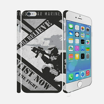 F016 Interstellar - Apple iPhone 4 5 6 Hardshell Back Cover Case