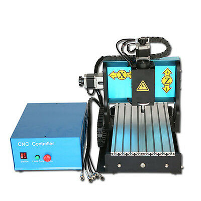 MT8 110V 300W 3 AXIS 3020 CNC Router Engraving Drilling Milling Machine USB Port