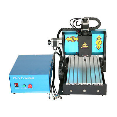 MT8 110V 600W 3 AXIS 3020 CNC Router Engraving Drilling Milling Machine USB Port