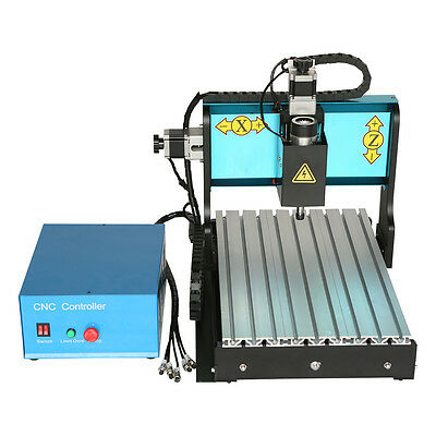MT8 110V 300W 3 AXIS 3040 CNC Router Engraving Drilling Milling Machine USB Port