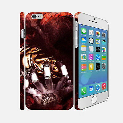 F056 HELLSING - Apple iPhone 4 5 6 Hardshell Back Cover Case