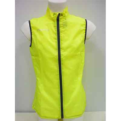 GILET ANTIVENTO RUNNING DONNA MACRON FLOYD antipioggia corsa jogging training