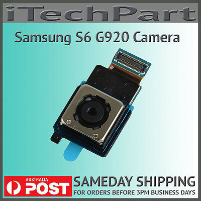 Genuine Samsung Galaxy S6 G920i Back Rear Camera Flex Cable Replacement