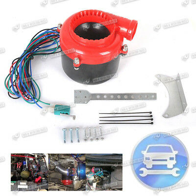 Universal Auto Electronic Turbo Blow Off Valve Fake Dump Valve BOV