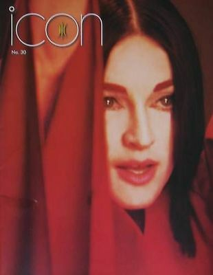 Madonna * Icon Fan Club Magazine * #30 * Htf! * Nothing Really Matters