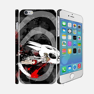 F100 Soul Eater - Apple iPhone 4 5 6 Hardshell Back Cover Case