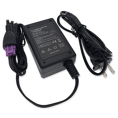 AC Power Supply Adapter Cord For HP Deskjet 2512 2514 3000 3050 3050A Printer