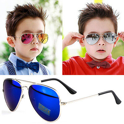 Baby Boys Girls Kids Sunglasses UV400 Glasses Child Cool Goggles Eyewear GN