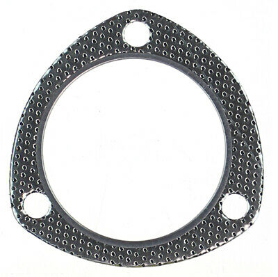 "Extractor Exhaust Flange Collector Gasket 3"" X 3 Bolt Hole To Hole 85Mm Center"