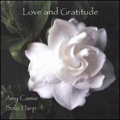 Amy Camie - Love & Gratitude [New CD]