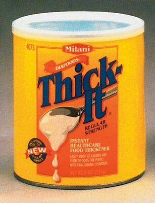 Thick-It Instant Food & Beverage Liquid Thickener Unflavored 8 oz