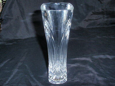 Cristal D' Arques France 24% Lead Crystal Vase From Estate Sale