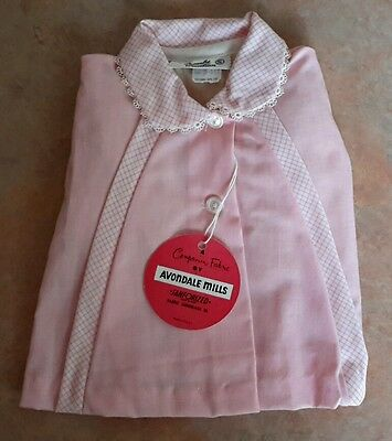 Baby Outfit Coombs Collection Vintage New Size Small Pink Avondale Mils 2 Piece
