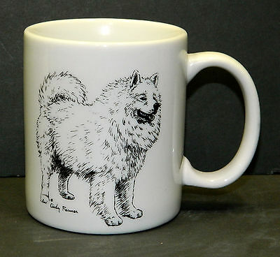 Alaskan Malamute Husky Coffee Cup Mug by Cindy Farmer