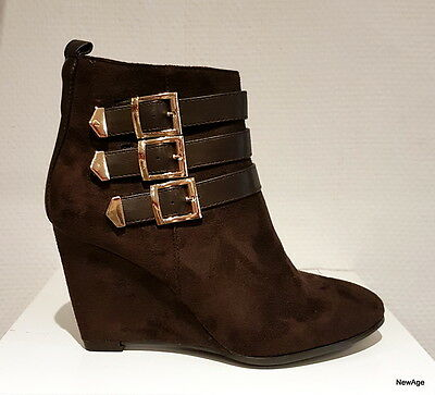 Chaussures Boots Bottines Basses Femme A Lacets - P36 - TBE