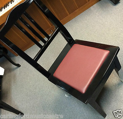 Adjustable piano Chair bench Stool BEALE S450AZ @ CarlingfordMUSIC