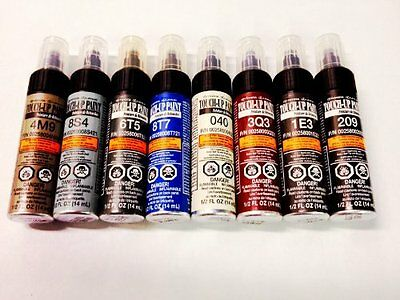 Touch Up Paint 4R8 Hot Lava Genuine Toyota And Scion Brand New Oem Paint