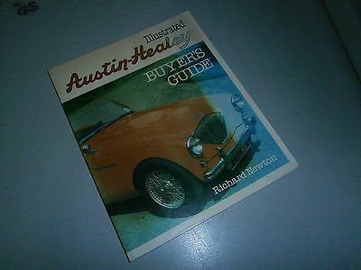 Revue livre automobile Guide de Austin Healey par Richard Newton