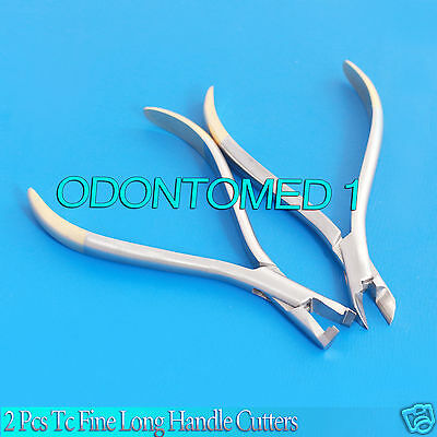 Fine Dental TC Distal End & Wire Cutter Plier Orthodontic Instrument