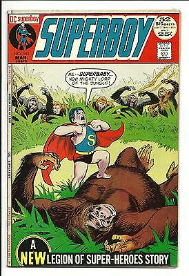 SUPERBOY # 183 (52 Pages, SUPERBABY... MAR 1972), VF