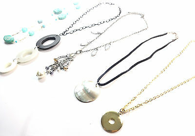 Wholesale ! X 500 Job Lot !!! Assorted Necklaces New Unique Stunning Pieces