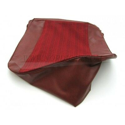 Volvo # 69150 seat cover; red; seat for Volvo PV544 1965-1966 color code: 52-510