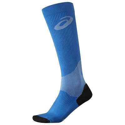 Asics Womens Ladies Long Running Sports Calf Compression Socks Sizes