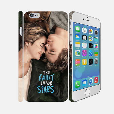 001 The Fault in Our Stars - Apple iPhone 4 5 6 Hardshell Back Cover Case