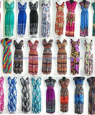US Seller-$7.5/p, wholesale 20 long dress maxi sundress Discount Hippie Clothes