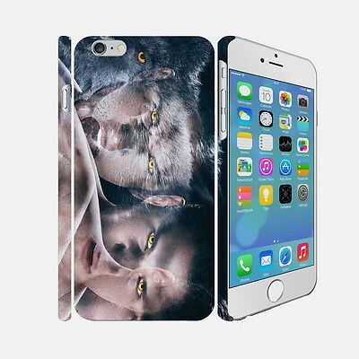 005 Teen Wolf - Apple iPhone 4 5 6 Hardshell Back Cover Case