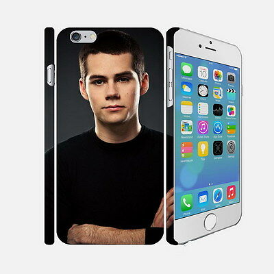 013 Teen Wolf - Apple iPhone 4 5 6 Hardshell Back Cover Case