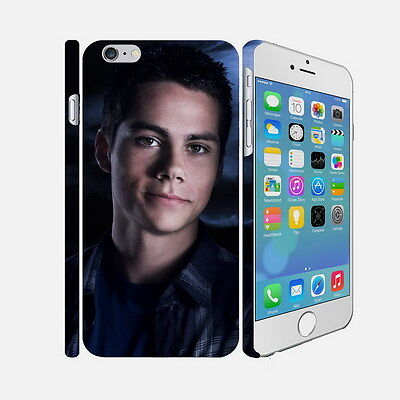 024 Teen Wolf - Apple iPhone 4 5 6 Hardshell Back Cover Case