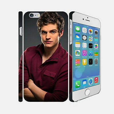 026 Teen Wolf - Apple iPhone 4 5 6 Hardshell Back Cover Case