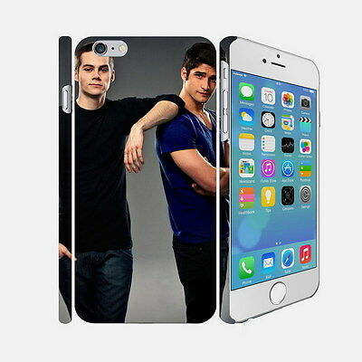 027 Teen Wolf - Apple iPhone 4 5 6 Hardshell Back Cover Case