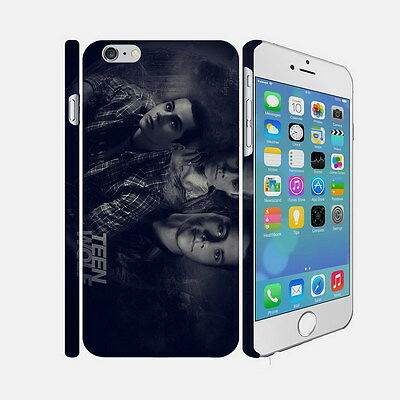 044 Teen Wolf - Apple iPhone 4 5 6 Hardshell Back Cover Case