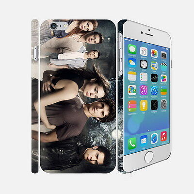 045 Teen Wolf - Apple iPhone 4 5 6 Hardshell Back Cover Case