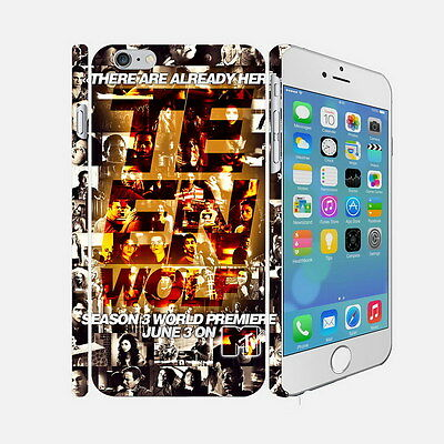 050 Teen Wolf - Apple iPhone 4 5 6 Hardshell Back Cover Case