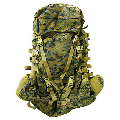 New USMC GEN 2 Woodland Digital ILBE Main Pack