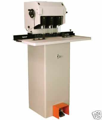 Lassco Spinnit FMMH-3 Hydraulic Paper Drill FMMH3 - FREE S/H