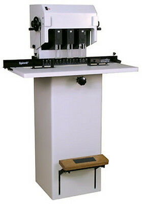 Lassco Spinnit  FMMS-3 Paper Drill FMMS3 - Triple stationary drill - FREE S/H