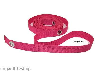 Dog Agility Equipment WeAvE PoLe placer/spacer for use with 6 weave poles-PINK!