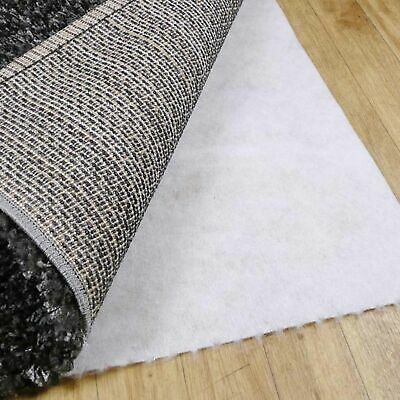 TOTAL GRIP Anti Non Slip Grip Woven Underlay -3 Sizes Available **FREE DELIVERY*