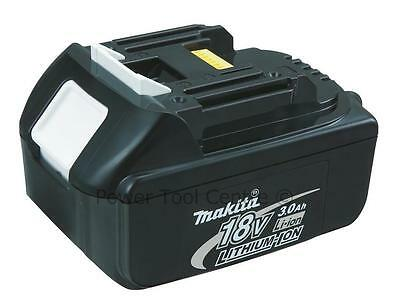 Genuine Makita BL1830 18 Volt 3.0amp Lithium Ion LXT Light Weight Battery