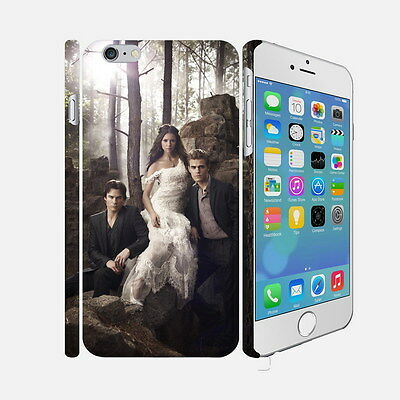 108 The Vampire Diaries - Apple iPhone 4 5 6 Hardshell Back Cover Case