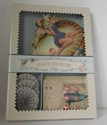 Tilda Seaside Life Decor