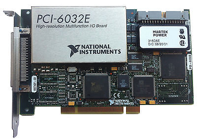 National Instruments Ni Pci-6032e #300