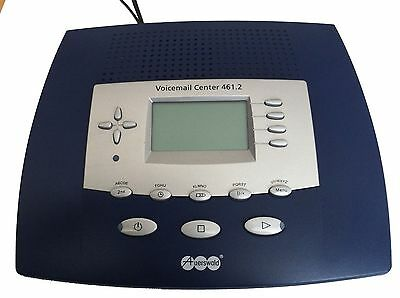 Auerswald from answering machine Voicemail Center 461.2 analogue mint 110