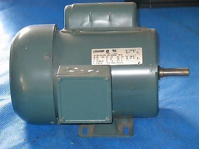 RELIANCE ELECTRIC INDUCTION MOTOR C56H6009 1/3HP 1140RPM 115/208-230 volt 1Ph
