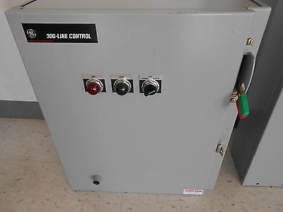 Ge Cr308C1821Cxdlltg Combination Motor Starter