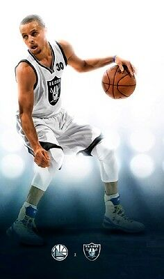 STEPHEN CURRY Poster #36 NBA BASKETBALL GOLDEN STATE WARRIORS Multiple Sizes